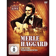 Merle Haggard - Country Performances (DVD)