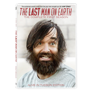 The Last Man On Earth - Sesong 1 (DVD - SONE 1)