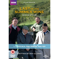 Last Of The Summer Wine - Sesong 27 & 28 (UK-import) (DVD)
