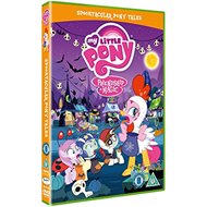 My Little Pony: Friendship Is Magic - Spooktacular Pony Tales (UK-import) (DVD)