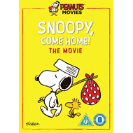 Snoopy, Come Home! - The Movie (UK-import) (DVD)