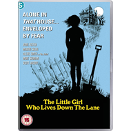 The Little Girl Who Lives Down The Lane (UK-import) (DVD)