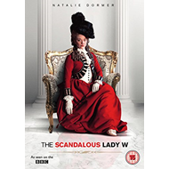 The Scandalous Lady W (UK-import) (DVD)