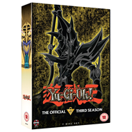 Yu-Gi-Oh! - The Official Third Season (UK-import) (DVD)