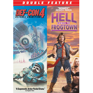 Def-Con 4 / Hell Comes To Frogtown (DVD - SONE 1)