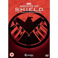 Agents Of S.H.I.E.L.D. - Sesong 2 (UK-import) (DVD)