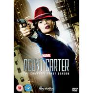 Agent Carter - Sesong 1 (UK-import) (DVD)