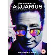 Aquarius - Sesong 1 (UK-import) (DVD)