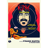 Frank Zappa - Roxy The Movie (m/CD) (UK-import) (DVD)