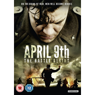 April 9th (UK-import) (DVD)