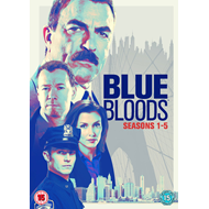 Blue Bloods - Sesong 1 - 5 (UK-import) (DVD)