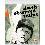 Closely Observed Trains (UK-import) (Blu-ray + DVD)
