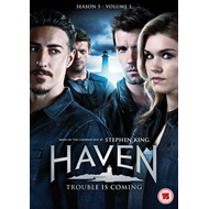 Haven - Sesong 5 Del 1 (UK-import) (DVD)