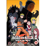 Naruto The Movie: Road To Ninja (UK-import) (DVD)