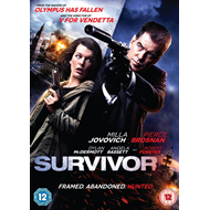Survivor (UK-import) (DVD)