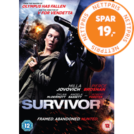 Produktbilde for Survivor (UK-import) (DVD)