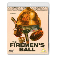 The Fireman's Ball (UK-import) (Blu-ray + DVD)
