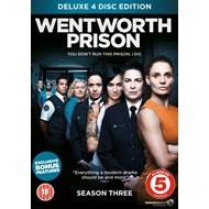 Wentworth Prison - Sesong 3 (UK-import) (DVD)