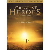 Produktbilde for Greatest Heroes Of The Bible - Complete Collection (DVD - SONE 1)