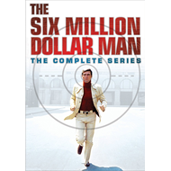 The Six Million Dollar Man - The Complete Series (DVD - SONE 1)