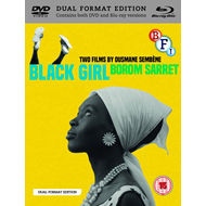 Black Girl / Borom Sarret (UK-import) (Blu-ray + DVD)