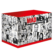 Mad Men - The Complete Series (UK-import) (DVD)