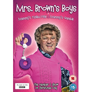 Mrs. Brown's Boys - Christmas Specials 2014 (UK-import) (DVD)