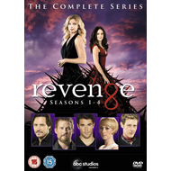 Revenge - The Complete Series (UK-import) (DVD)