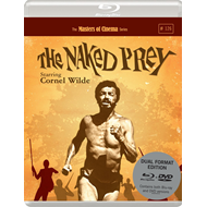 The Naked Prey (UK-import) (Blu-ray + DVD)