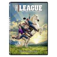 The League - Sesong 6 (DVD - SONE 1)