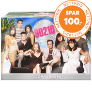 Produktbilde for Beverly Hills 90210 - The Complete Series (DVD)