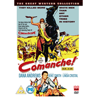 Comanche! (UK-import) (DVD)