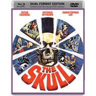 The Skull (UK-import) (Blu-ray + DVD)