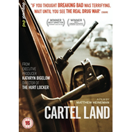 Cartel Land (UK-import) (DVD)