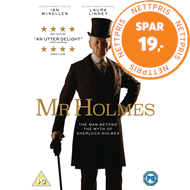 Produktbilde for Mr. Holmes (UK-import) (DVD)