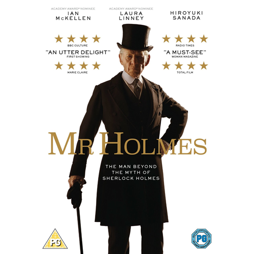 Mr. Holmes (UK-import) (DVD)