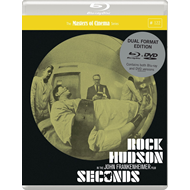 Seconds (UK-import) (Blu-ray + DVD)