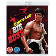 The Big Boss (UK-import) (Blu-ray + DVD)