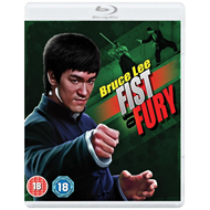 Fist Of Fury (UK-import) (Blu-ray + DVD)