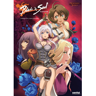 Blade & Soul - Complete Collection (DVD - SONE 1)