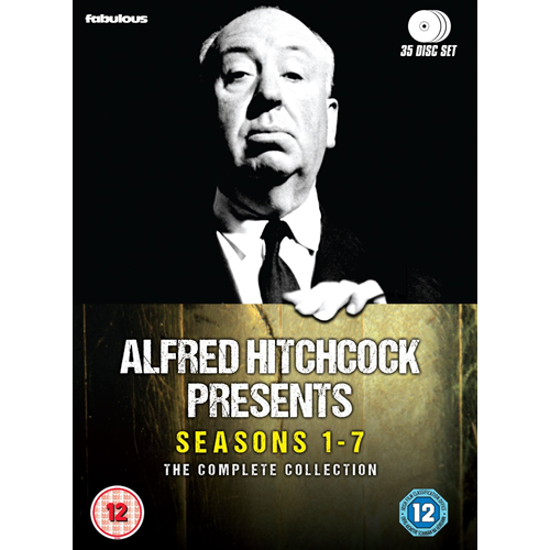 Alfred Hitchcock Presents - The Complete Collection (UK-import) (DVD)