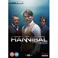 Hannibal - Sesong 1 - 3 (UK-import) (DVD)