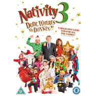 Nativity 3: Dude, Where's My Donkey?! (UK-import) (DVD)