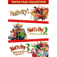 Nativity Triple Pack (UK-import) (DVD)