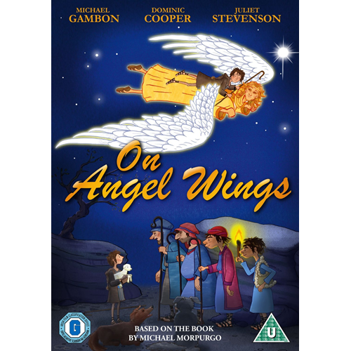 On Angel Wings (UK-import) (DVD)