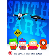 South Park - Sesong 18 (UK-import) (DVD)