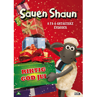 Sauen Shaun - Riktig God Jul (DVD)