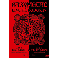 Babymetal - Live At Budokan: Red Night & Black Night Apocalypse (DVD)
