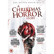 Produktbilde for A Christmas Horror Story (UK-import) (DVD)