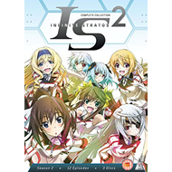 Infinite Stratos - Series 2 Complete Collection (UK-import) (DVD)